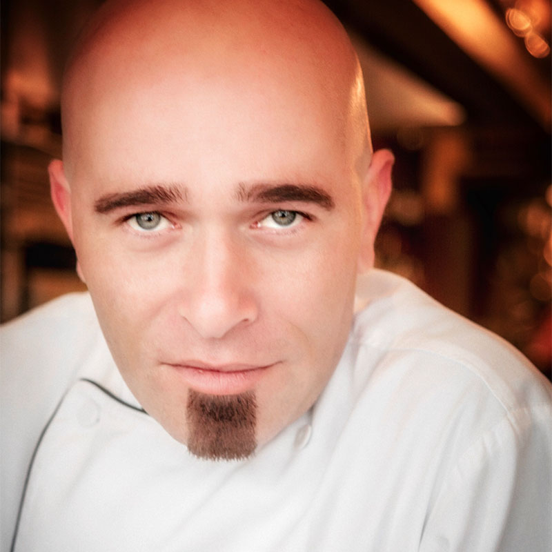 Executive Chef David Plonowski
