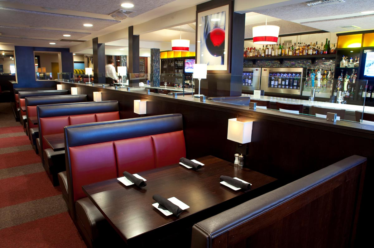 Tucci's Dining room