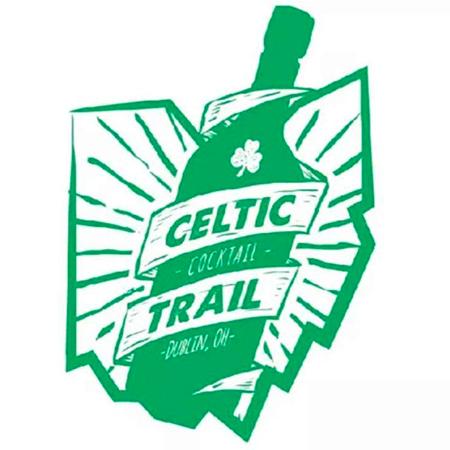 Dublin, OH Celtic Cocktail Trail logo