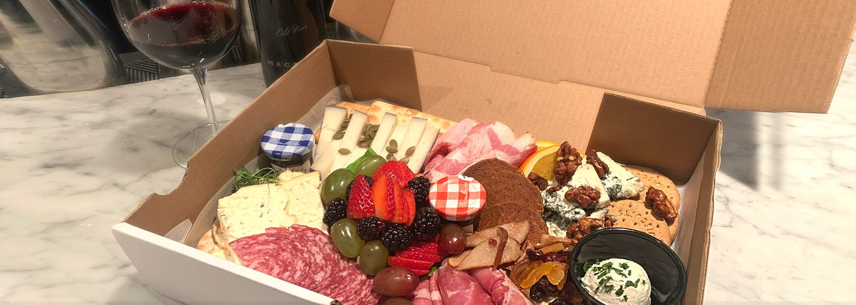 Charcuterie package